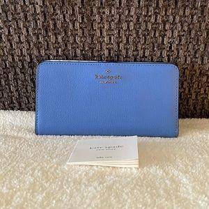NWT Kate Spade Darcy Large Slim Bifold Wallet